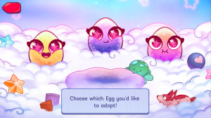 Egg! The Pet Game - choose which Egg! you'd like to adopt!