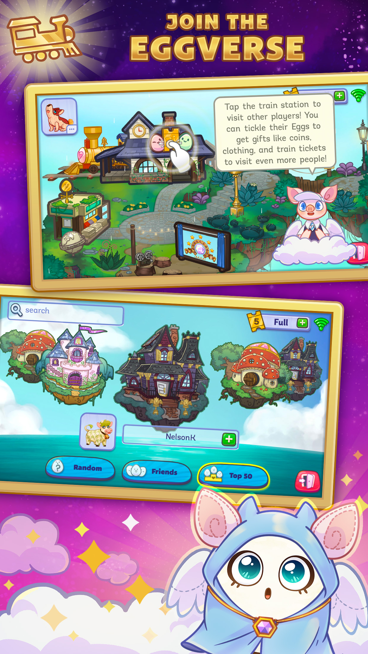 Egg! The Pet Game - Join the Eggverse